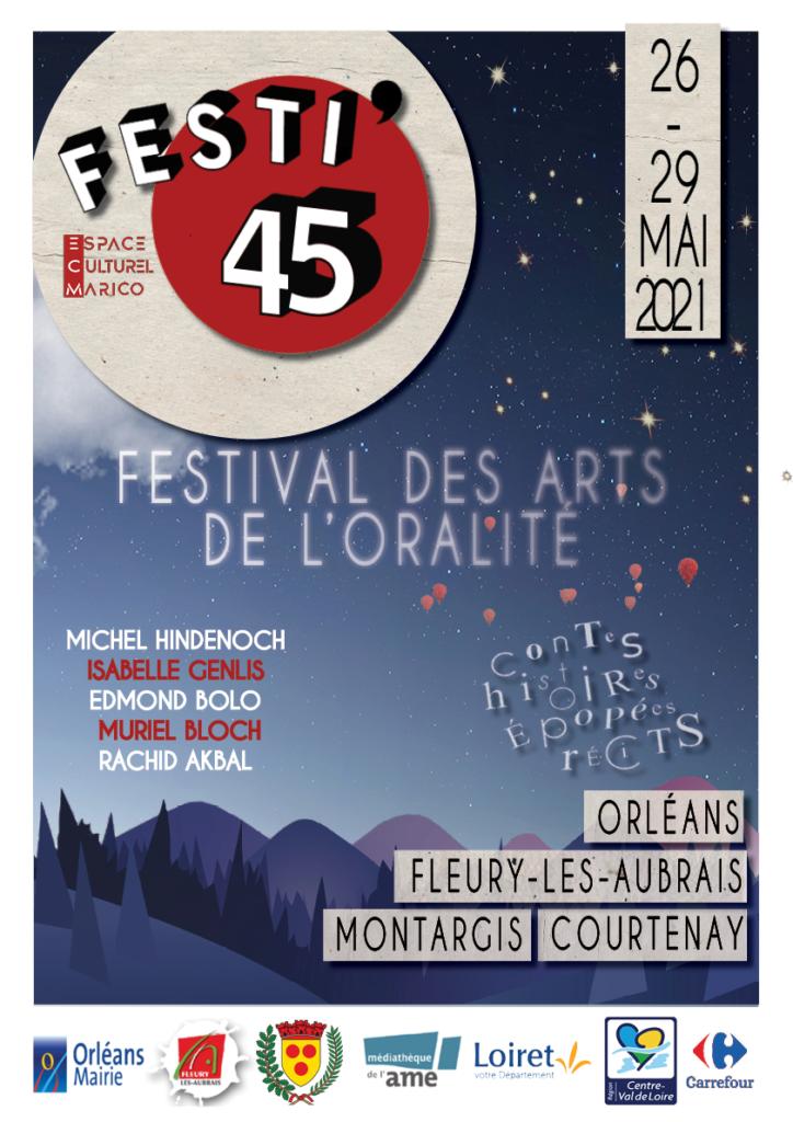 Les artistes du Festi' 45 !