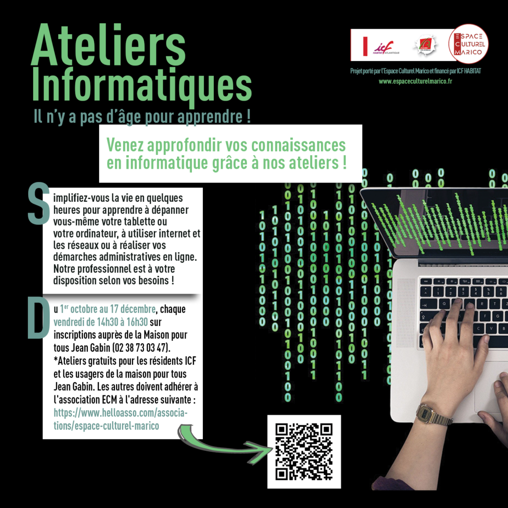 Ateliers Informatique – ICF Habitat